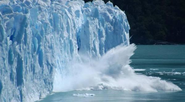 Aquecimento Global derrete camadas de gelo