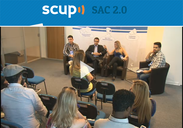 Evento Scup sobre redes sociais